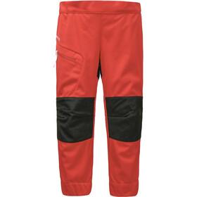 DIDRIKSONS Lövet 2 Pants Kids, rood